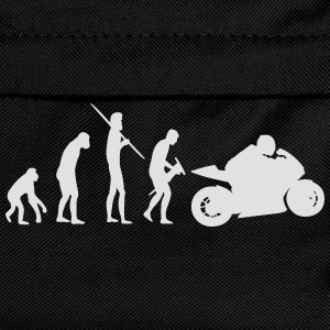 Motorbiker Evolution - Kinder Rucksack