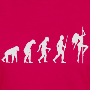 Pool Dancer Evolution Tee shirts - T-shirt manches longues Premium Femme
