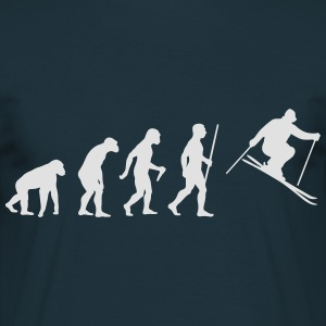 Ski Evolution Tabliers - T-shirt Homme