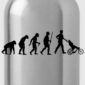 Daddy Papa Evolution - Trinkflasche