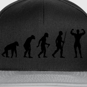 Body Building Evolution Tee shirts - Casquette snapback