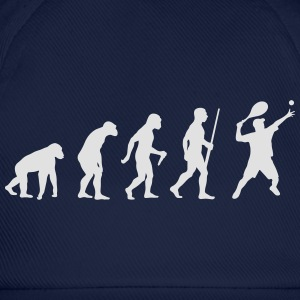 Tennis Evolution - Baseballkappe