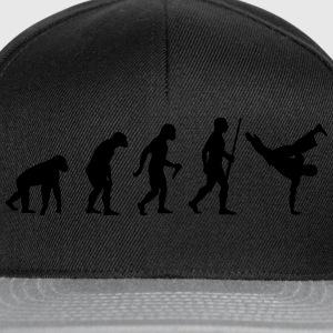 Breakdancer Evolution - Snapback Cap