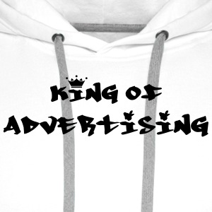 reklam / annons / Advertiser / Advertising T-shirts - Premiumluvtröja herr