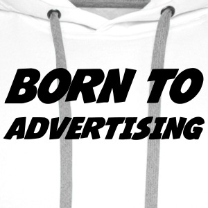 reklam / annons / Advertiser / Advertising Babybody - Premiumluvtröja herr