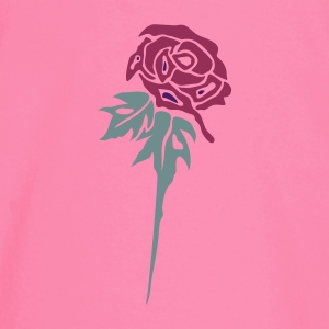 Zwart Rose Tassen - T-shirt
