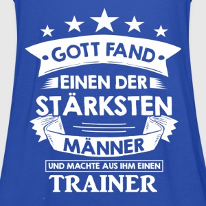 trainer T-Shirts - Frauen Tank Top von Bella