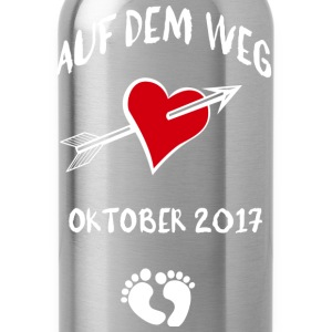 On the way (October) 2017 T-Shirts - Water Bottle