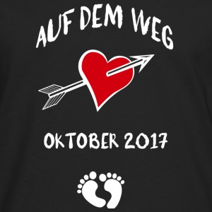 On the way (October) 2017 T-Shirts - Men's Premium Longsleeve Shirt