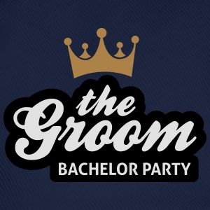 groom T-Shirts - Baseball Cap