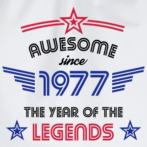 Awesome since 1977 - Turnbeutel