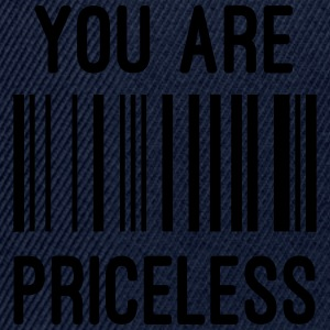 priceless Camisetas - Gorra Snapback