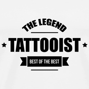 tatovøren / tatovering / Tattoo / Tattooist Babybody - Premium T-skjorte for menn