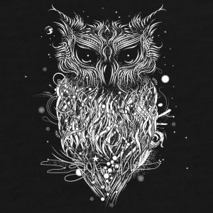 Mysterious owl Caps & Hats - Men's Premium T-Shirt