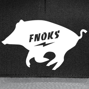 Simple logo FNOKS Tee shirts - Casquette snapback
