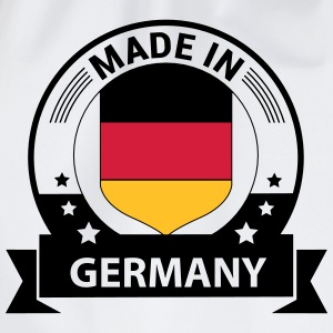 Made in Germany Langarmshirts - Turnbeutel