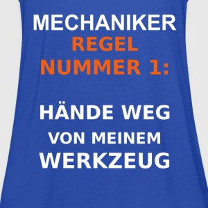 mechaniker T-Shirts - Frauen Tank Top von Bella