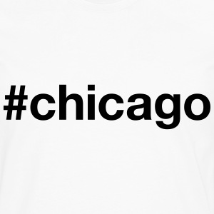 CHICAGO T-Shirts - Men's Premium Longsleeve Shirt