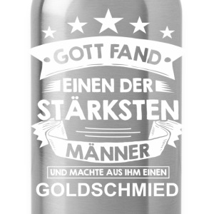goldschmied T-Shirts - Trinkflasche
