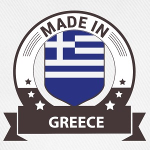 Made in Greece - Griechenland T-Shirts - Baseballkappe