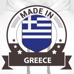 Made in Greece - Griechenland T-Shirts - Männer Premium Hoodie