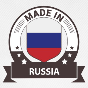 Made in Russia - Russland T-Shirts - Baseballkappe