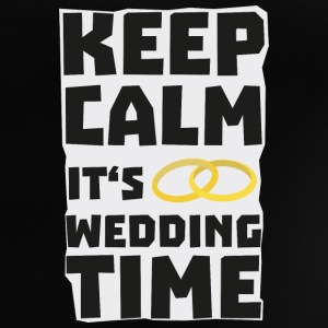 wedding time keep calm Sw8cz T-shirts - Baby T-shirt
