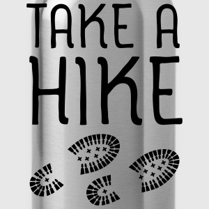 Take A Hike T-Shirts - Water Bottle