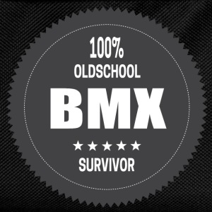 100% Old School BMX Survivor T-Shirts - Kinder Rucksack