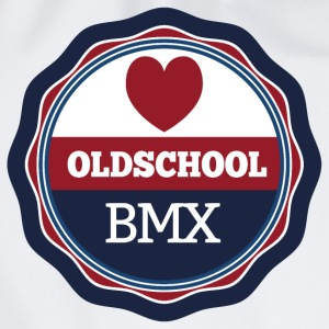 Love Oldschool BMX T-Shirts - Turnbeutel