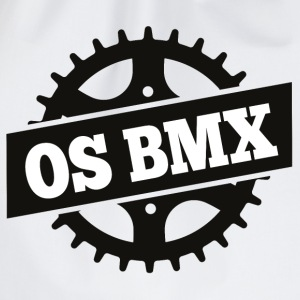 OS BMX Chainring  - Old School BMX  T-Shirts - Turnbeutel