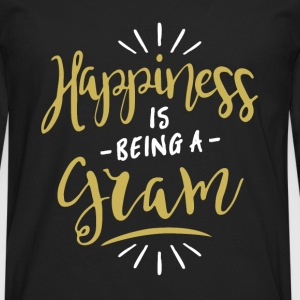 Happy Gram Shirt - Men's Premium Longsleeve Shirt