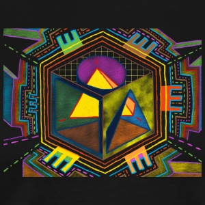 PowerLines 23 T-shirts - Premium-T-shirt herr
