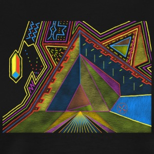 PowerLines 25 T-shirts - Premium-T-shirt herr
