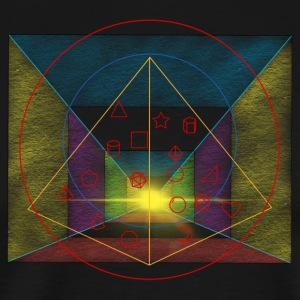 PowerLines 24 T-shirts - Premium-T-shirt herr
