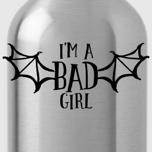 im a bad girl i T-Shirts - Water Bottle