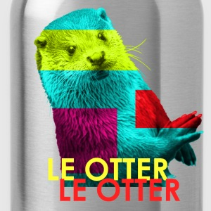 LE OTTER-Shirt - Trinkflasche