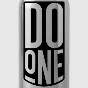 Do One, Mancunian Slang Hoodies & Sweatshirts - Water Bottle