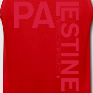 Palestine - Men's Premium Tank Top