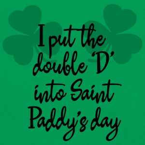 I put the double D into Saint Paddy's Tee shirts - Sac Retro