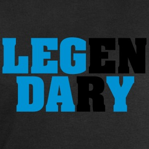 Legendary | Leg Day | Funny Gym Shirt T-Shirts - Men's Sweatshirt by Stanley & Stella