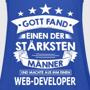 webdeveloper T-Shirts - Frauen Tank Top von Bella