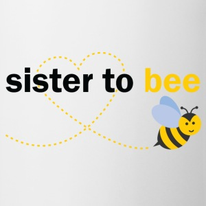 Sister To Bee T-Shirts - Mug