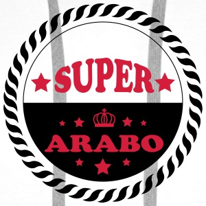 Super arabo T-Shirts - Men's Premium Hoodie