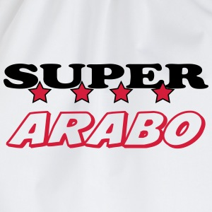 Super arabo T-Shirts - Drawstring Bag