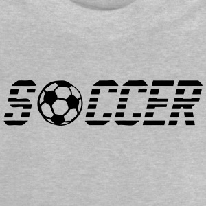 Word soccer ball 902 Shirts - Baby T-Shirt