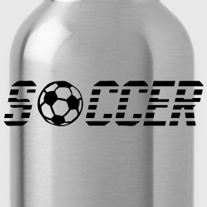 mot soccer ballon 902 football Tee shirts - Gourde