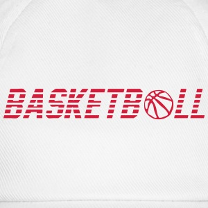 Word basketball balloon 902 T-Shirts - Baseball Cap