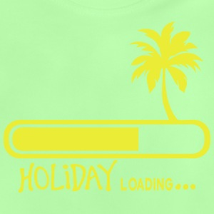 holiday_loading quote palm vacancy Shirts - Baby T-Shirt