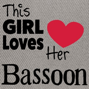 This Girl Loves Her Bassoon T-shirts - Snapbackkeps